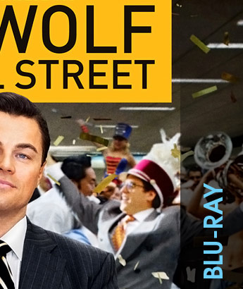 Preorder The Wolf Of Wall Street On Blu-ray!