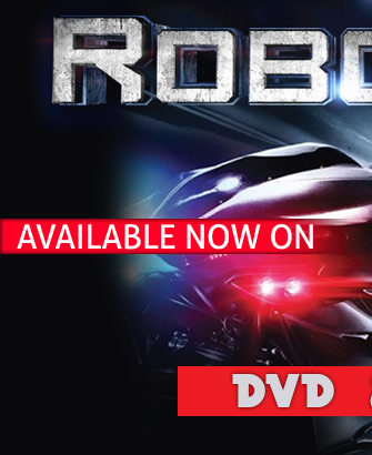 RoboCop DVD On Sale!
