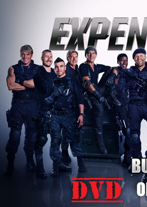 Buy Expendables 3 on DVD!